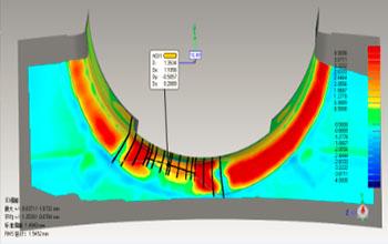高精度点云扫描、检测分析与逆向建模(图3)